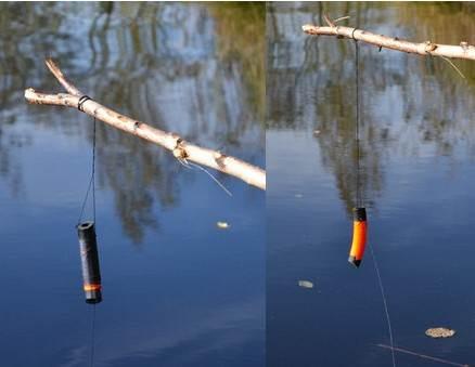 рыболовные рогатки на щуку